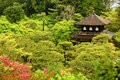 Ginkakuji temple silver pavilion kyoto is a zen along kyotos eastern mountains higashiyama in shogun ashikaga yoshimasa built his Stock Photo