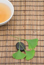 Ginkgo tea Royalty Free Stock Photo