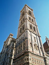 Giotto's Campanile,  Florence, Italy. Stock Photo