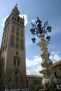 The Giralda, Seville, Spain Royalty Free Stock Image