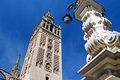 The Giralda tower, Sevilla Stock Images