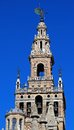Giralda Tower, Seville, Spain. Royalty Free Stock Image