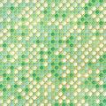 Girih pattern. Beautiful arabic design template with arabic pattern. Royalty Free Stock Photo