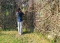 V vtáctva činnosť na príroda schovať