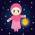 Girl Muslim