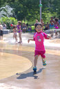 SUMMER IN OAKVILLE:  Splash Pads in Oakville!
