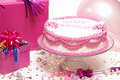 Girls Birthday Party Royalty Free Stock Photos