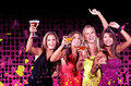 Girls night out Royalty Free Stock Photo