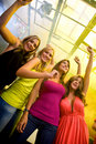 Girls night out Royalty Free Stock Photography