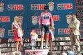 Giro d'Italia - Ramunas Navardauskas Royalty Free Stock Photo