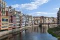 Girona,Spain Royalty Free Stock Photo