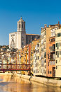 Girona Royalty Free Stock Photo