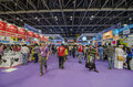 Gitex shopper in dubai was held the week of oct united arab emirates uae Royalty Free Stock Photos