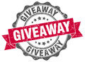 Giveaway stamp Royalty Free Stock Photo