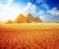 Picture : Giza  view