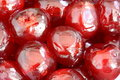 Glace cherries Stock Image
