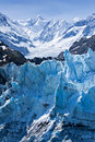 Glacier Bay Marjorie Glacier Royalty Free Stock Photo