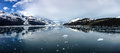 Glacier Bay National Park in Alaska USA Royalty Free Stock Photo