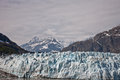 Glacier bay part of a in alaska Royalty Free Stock Photo