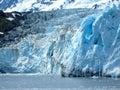 Glacier ice-blue Stock Photo