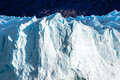 Glacier perito moreno the majestic in patagonia argentina Royalty Free Stock Photos