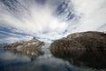 Glaciar en sonar