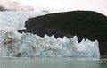 Glacier upsala argentina snow cold water Royalty Free Stock Photo
