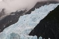 Glacier upsala argentina snow cold water Stock Photography
