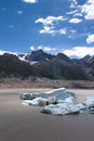 Glacier the view of laigu nyingchi tibet china Stock Photos