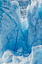 Glacier view Royalty Free Stock Photo