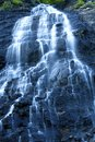 Glacier Waterfalls Royalty Free Stock Photo