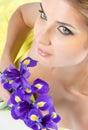 Gladioulus Flowers