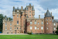 Glamis Castle, Scotland Royalty Free Stock Photo