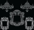 Glamorous Rich Baroque Rococo Furniture set
