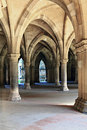 Glasgow university arch in scotland Stock Images