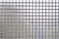 Glass block wall background Royalty Free Stock Photo