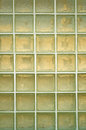 Glass blocks pattern background of Stock Photo