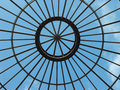 Glass ceiling. Royalty Free Stock Photography