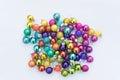 Glass Christmas Decoration Multicolors