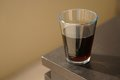 Glass of coke Royalty Free Stock Photos