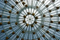 Glass dome Royalty Free Stock Photo