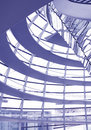 Glass Dome Interior Royalty Free Stock Photo