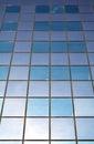 Glass Facade Royalty Free Stock Photo