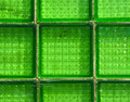 Glass green tile background green Royalty Free Stock Photo