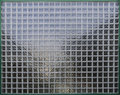Glass grid Royalty Free Stock Photo