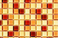 Glass mosaic Royalty Free Stock Images