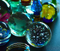 Glass, Paperweight Royalty Free Stock Photo