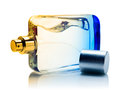 Glass Perfume Spray Bottle Stock Photography