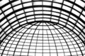 Glass roof Stock Photography