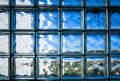Glass tiles Stock Photos